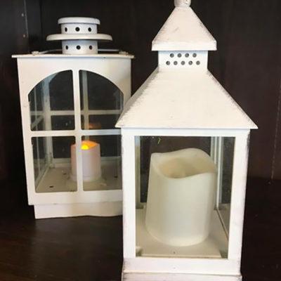 white-lantern